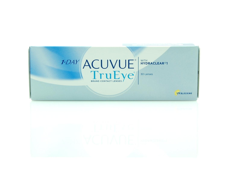 Однодневные контактные линзы Акувью Тру Ай 30 линз в упаковке купить по невероятно дешовой цене в Чебоксарах.